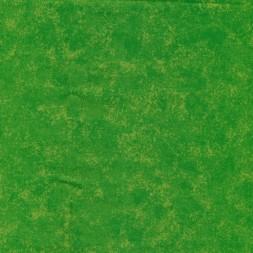 Bomuld batik i grøn og lime-20