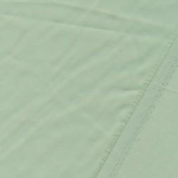 Fastvævet bomuldssatin i lysegrøn-20
