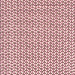 Bomuldspoplinmedlillebladihvidrosaogarmy-20