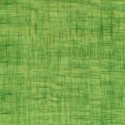 Bomuld meleret i lysegrøn og grøn-20
