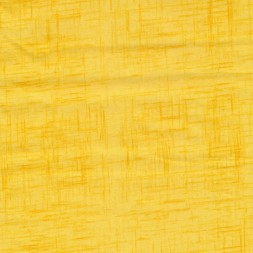 Bomuld meleret i lysegul og gul-20