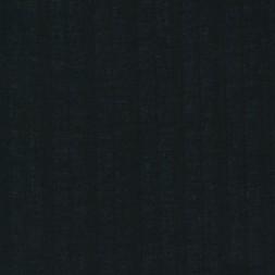 Let Bomulds-voil i sort med strib-20