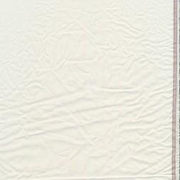 Let krøllet bomulds-voil meleret i knækket hvid-20