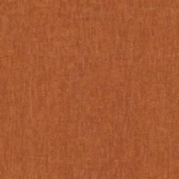 Bomuld meleret i brændt orange og rust-20