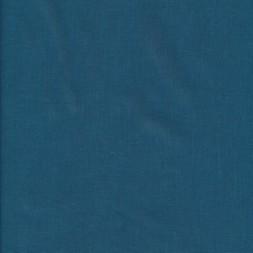 100% bomuld økotex i støvet petrol-blå-20