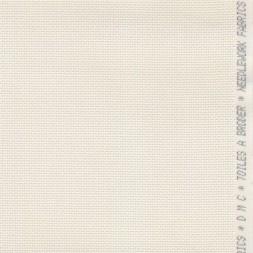 Afklip Aida broderistof, off-white 5,5 trådet 50x55 cm.-20