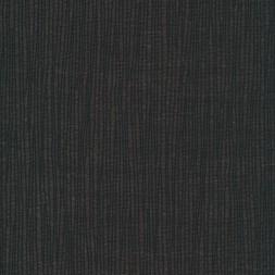 Møbelstof 2-farvet med stribe mønster i koksgrå og grå-20