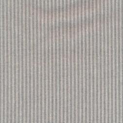 Kraftig bomuld/polyester i stribet sildeben i off-white og lysegrå-20