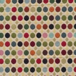 Gobelin sand med multi farvede prikker-20