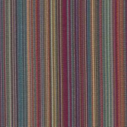 Gobelin smal-stribet i multifarvet-20