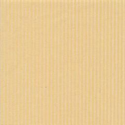 Kraftig bomuld/polyester i stribet sildeben i off-white og lysegul-20
