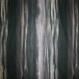 Bomuldssatin m/stræk, grå/lyng/pudder-20