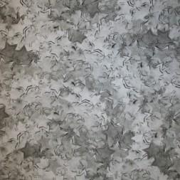 Cowboy med stræk digital print stjerne-mønster kit grå-grøn-20