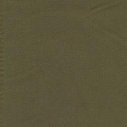 Twillvævet bomuld/denim med stræk i army-20