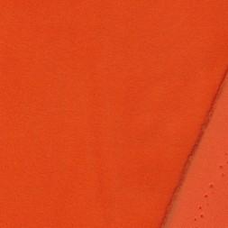 Micro Fleece i lys orange-20