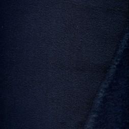 Wellness Frotté fleece i mørkeblå-20