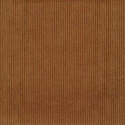 Bredriflet fløjl med stræk i lys rødbrun-20