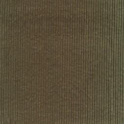Bredriflet fløjl med stræk i støvet grøn-20