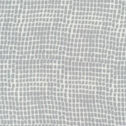 Viskose foer mønsteret i hvid og lysegrå-20