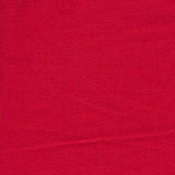 100% vasket ramie-hør i rød-20