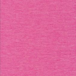 Hør bomuld meleret i pink-20