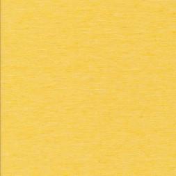 Hør bomuld meleret i lys gul-20