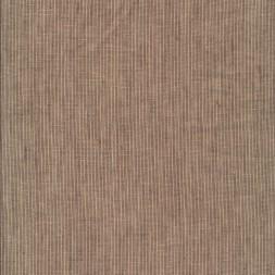 Hør med smal strib i lys brun og offwhite-20
