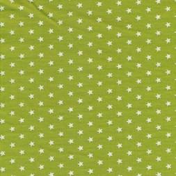 Isoli m/små stjerner, lime-20