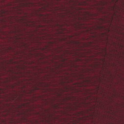 Rest Meleret isoli/strik rød/sort-85 cm.-20