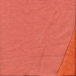 Isoli med stræk, meleret orange/melon-20