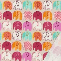 Isoli i pudder med elefanter-20