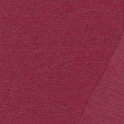 Isoli m/stræk rød meleret-20