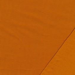 Isoli med stræk i brændt orange-20