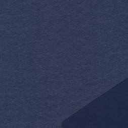 Isoli m/stræk blå meleret-20