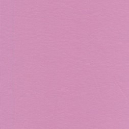Jersey økotex bomuld/lycra, støvet lyserød/syren-20