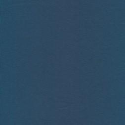 Jersey økotex bomuld/lycra i støvet blå-20