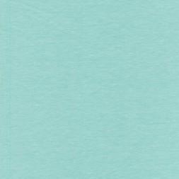 Jersey økotex bomuld/lycra meleret aqua-20