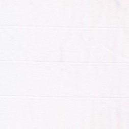 Rest Økologisk jersey GOTS bomuld lycra, hvid med trådfejl, 50 cm.-20