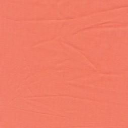 Økologisk jersey GOTS bomuld lycra i melon-20