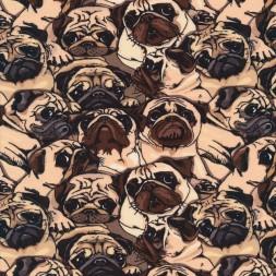 AfklipBomuldlycrakotexmdigitalttrykmedhunde40x60cm-20