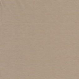 Jersey økotex bomuld/lycra, beige-20