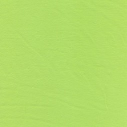 Jersey økotex bomuld/lycra, lys lime-20