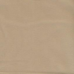 Kanvas 100% bomuld i Halv Panama i sand
