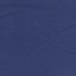 Kanvas 100% bomuld i Halv Panama i lavendel-blå