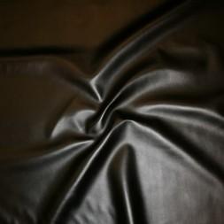 Imiteret blød læder/nappa i sort-20