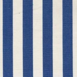 Liggestole stof stribet blå/off-white-20