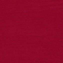 Liggestole stof ensfarvet rød-20