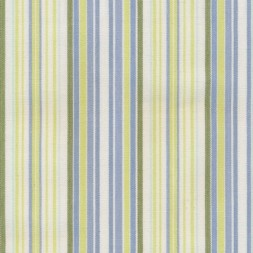 Liggestole stof stribet multi hvid/lys lime/ lyseblå-20