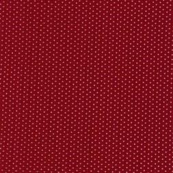 Netfoer m/stræk mørk rød-20