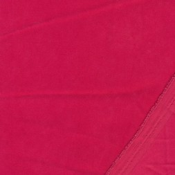 Twill-vævet i sandvasket look, koral-rød-20